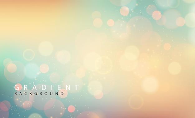 Astratto sfondo sfocato colorato per il tuo sito web o presentazione.