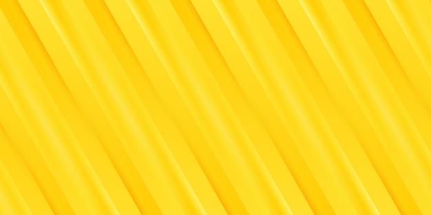 Priorità bassa gialla variopinta astratta di struttura della banda