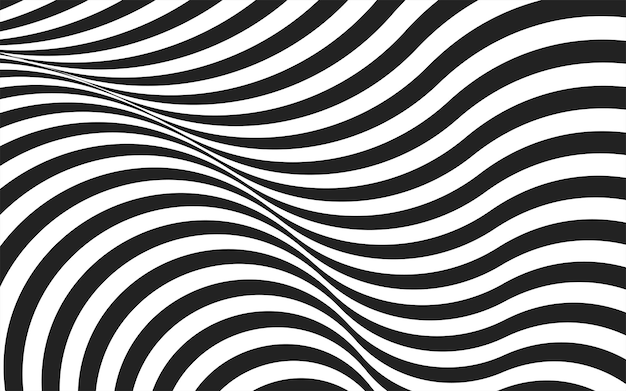 Combinazione astratta di sfondo grigio scuro con decorazione a righe bianche