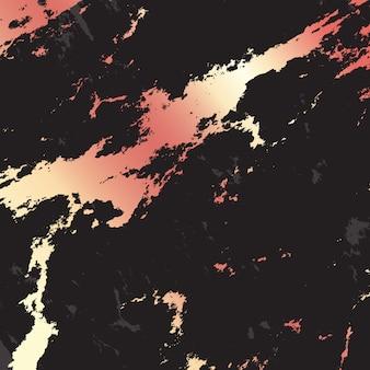 Struttura astratta di marmo scuro