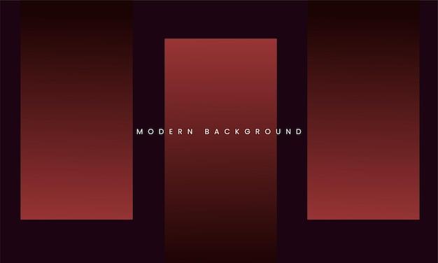 Astratto sfondo geometrico rosso scuro modello di business moderno e design di lusso minimo