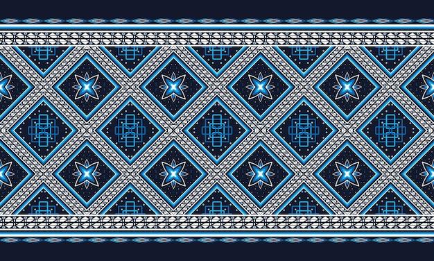 Disegno geometrico etnico astratto per sfondo o carta da parati.