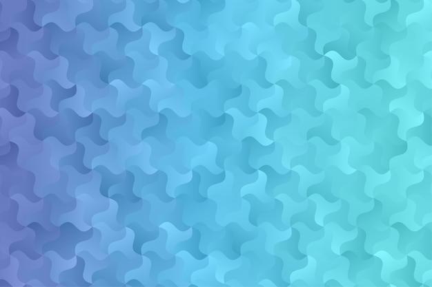 Carta da parati geometrica astratta del fondo