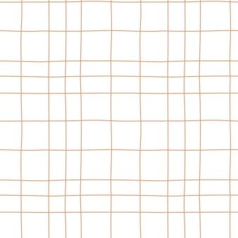 Sfondo geometrico astratto con linee della griglia di diverse larghezze