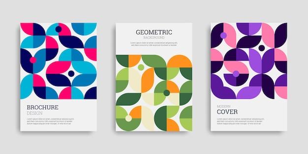 Insieme geometrico astratto della copertura di affari