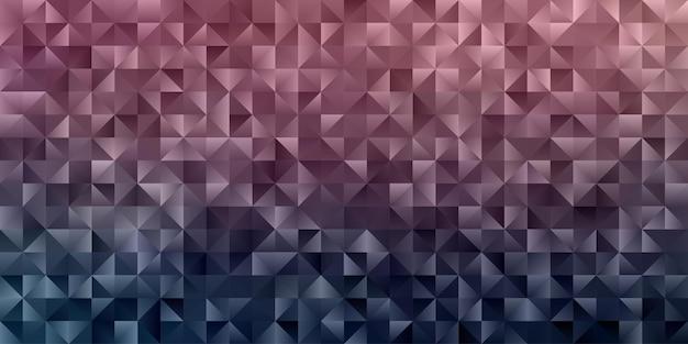 Fondo poligonale geometrico astratto. sfondo colorato low poly.