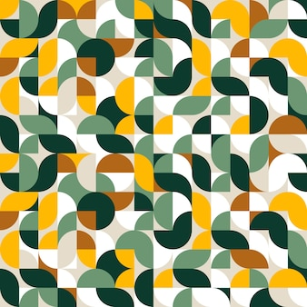 Abstract forma geometrica pattern