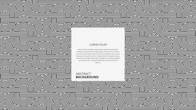 Fondo geometrico astratto