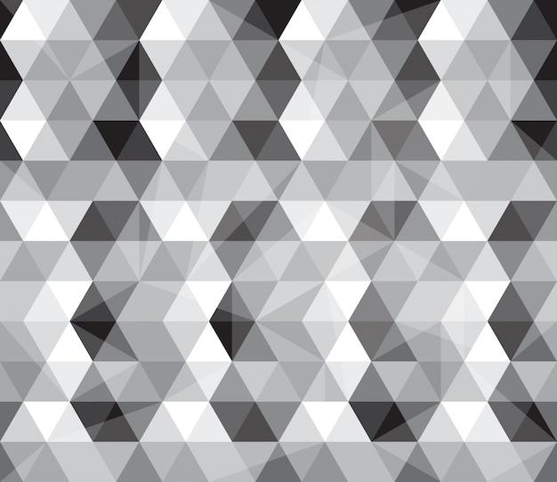 Modello senza cuciture della geometria astratta