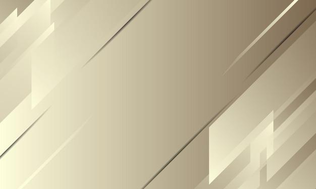 Sfondo sfumato con strisce dorate astratte. progetta per la tua pubblicità aziendale.