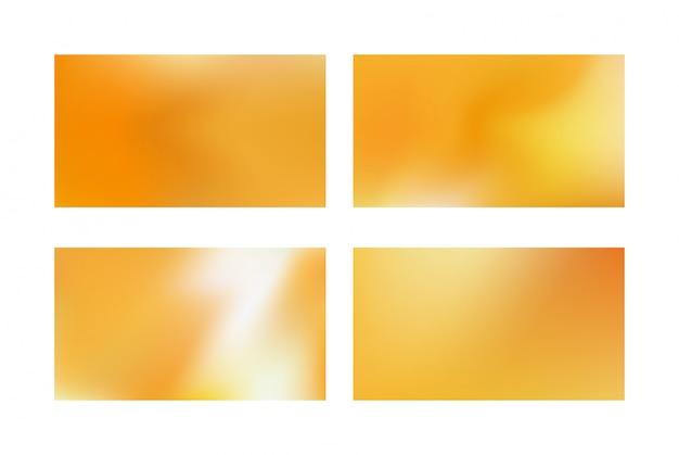 Astratto sfondo sfocato dorato