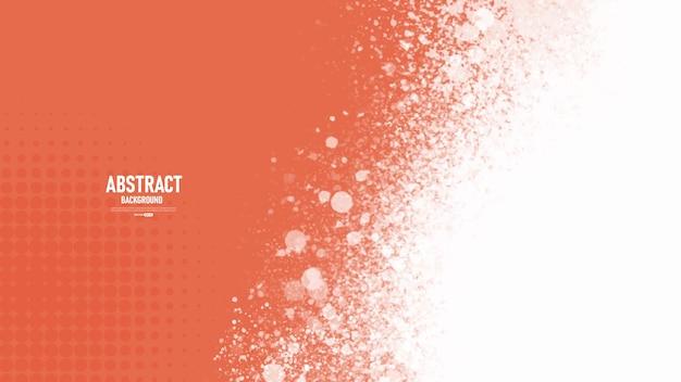 Fondo astratto di struttura dello splatter di lerciume