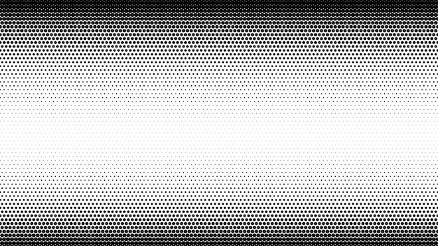 Priorità bassa astratta dei punti di semitono nei colori grigi