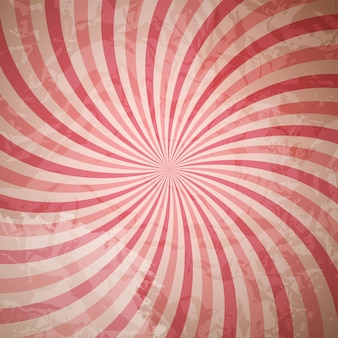 Astratto sfondo ipnotico. illustrazione vettoriale