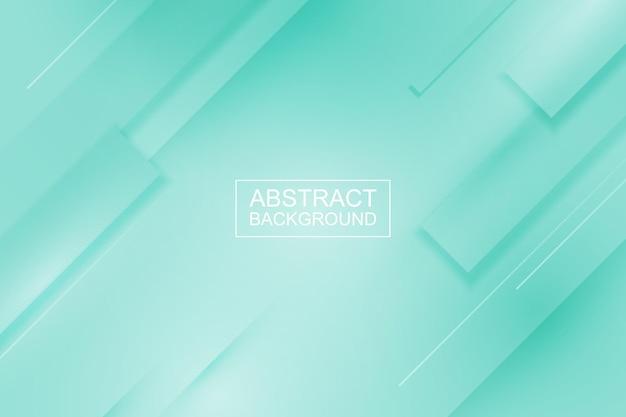 Rettangolo azzurro astratto sullo sfondo diagonale illustrazione vettoriale