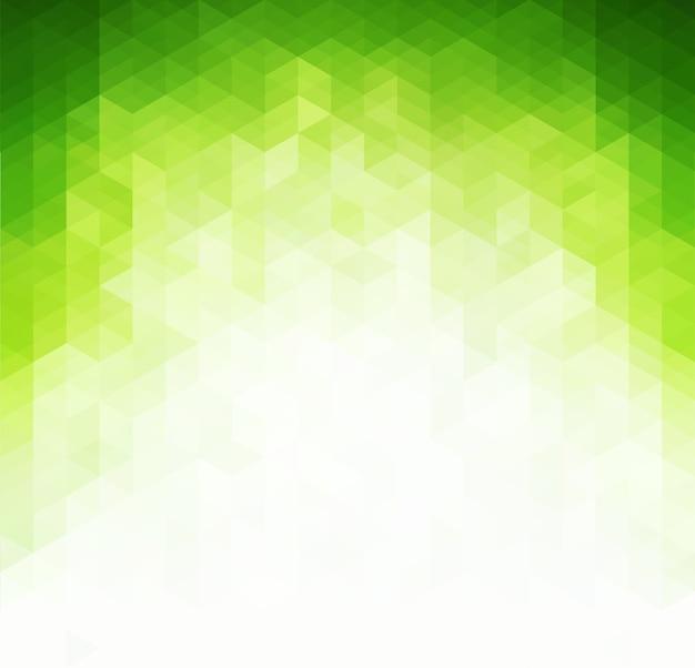 Fondo verde chiaro astratto