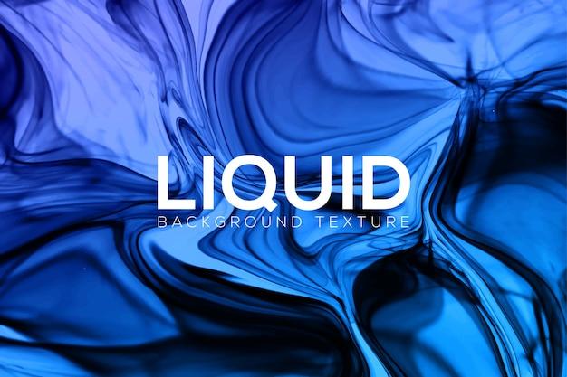 Fondo liquido astratto di struttura dell'acquerello