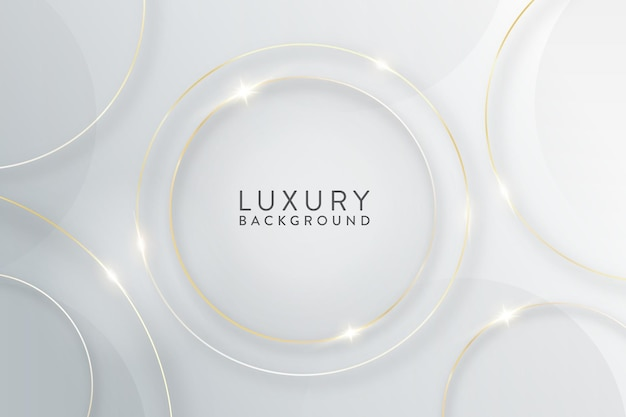 Design di lusso astratto