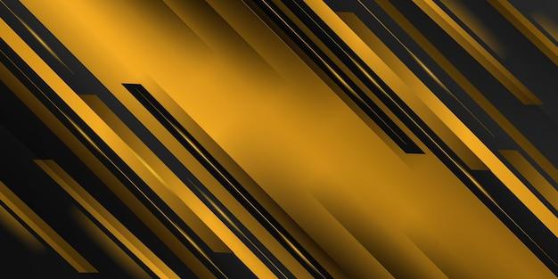 Sfondo metallico astratto con luce