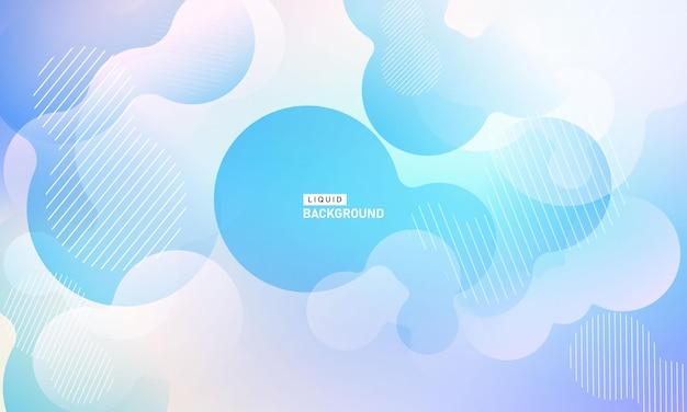 Forme moderne astratte. liquido pastello colorato. minimalista creativo. disegno di copertina di una cartolina o di una brochure. sfondo sfumato