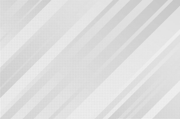 Linee astratte moderne strisce bianche e grigie sullo sfondo vettoriale.