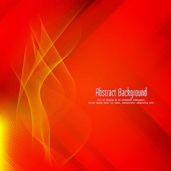 Astratto sfondo rosso geometrico elegante moderno