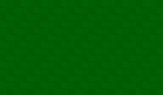 Sfondo di carta astratto con e ombre in colori verdi