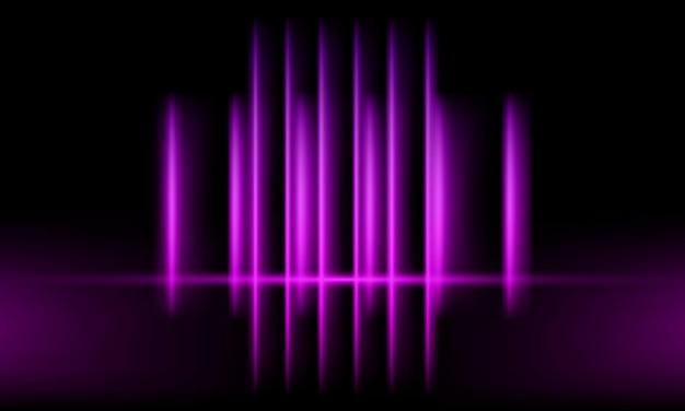 Sfondo astratto raggi di luce rosa. design per carta da parati.