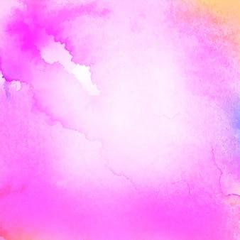 Fondo elegante dell'acquerello rosa astratto