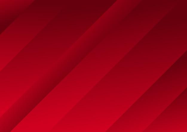 Sfondo astratto strisce diagonali rosse
