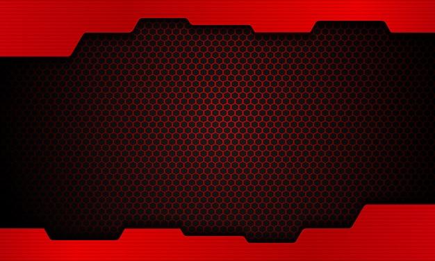 Fondo rosso astratto di gioco con struttura