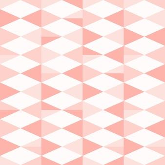 Modello geometrico senza cuciture astratto modello