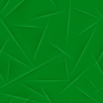Modello senza cuciture astratto nei colori verdi