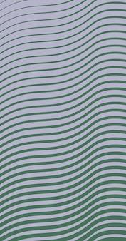 Astratto, forme verde foresta, sfondo blu nebbioso per la carta da parati
