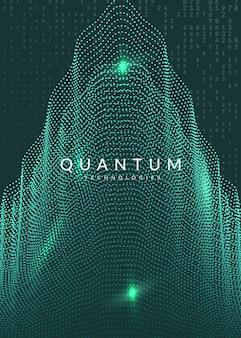 Immagini tecnologiche astratte. sfondo di tecnologia digitale. intelligenza artificiale, apprendimento profondo e concetto di big data per l'industria