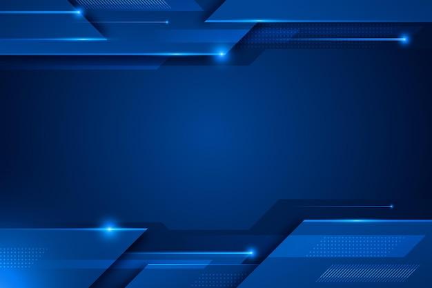 Fondo geometrico astratto di techno