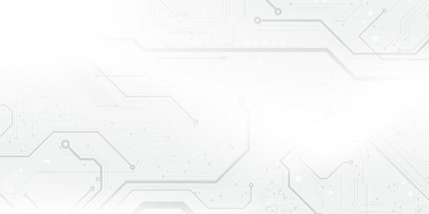 Fondo astratto di concetto di comunicazione di tecnologia