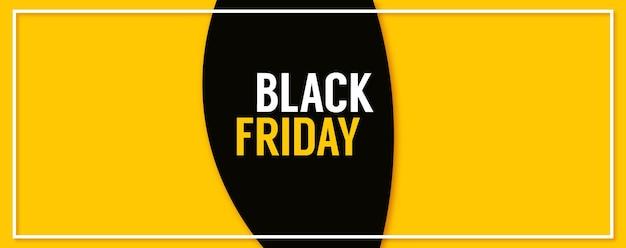 Fondo astratto del layout di vendita del black friday di vettore per il marketing del black friday