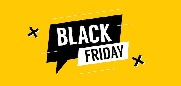 Fondo astratto della disposizione di vendita di black friday di vettore
