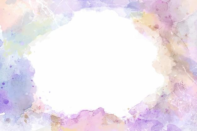 Stile di sfondo acquerello astratto
