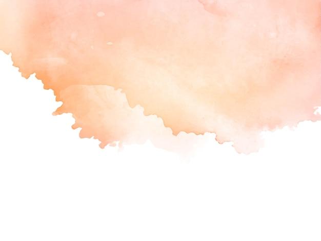 Acquerello astratto sfondo rosa