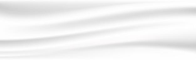 Sfondo astratto panno bianco. illustrazione.