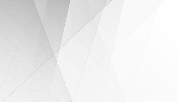 Priorità bassa grigia bianca astratta di colore di gradiente