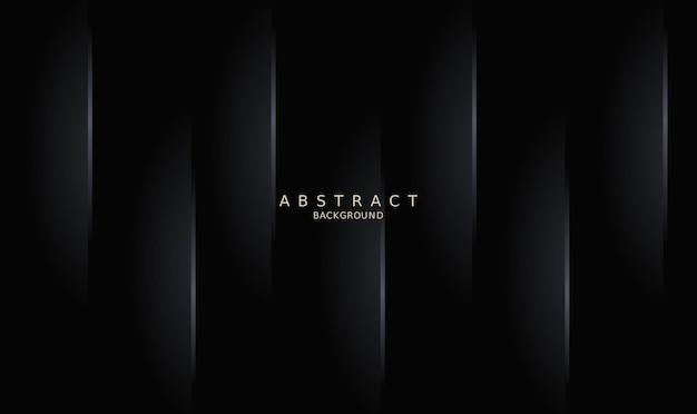 Abstrak geometris gelap minimal latar belakang abstrak modern