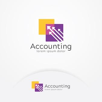 Logo di contabilità