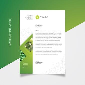 Modello carta intestata - agricoltura
