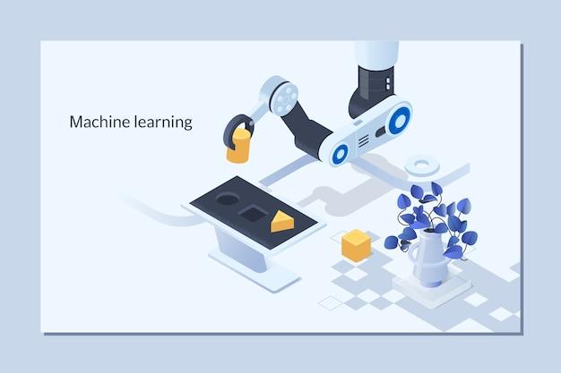 Ai, intelligenza artificiale, apprendimento automatico, reti neurali e moderne tecnologie con
