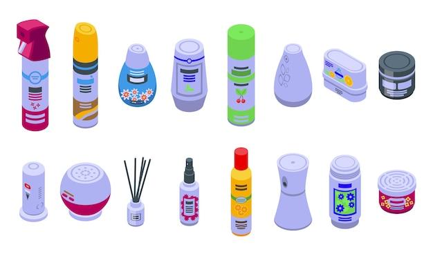 Icona del deodorante per ambienti. deodorante