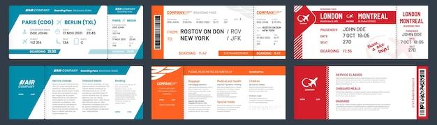 Biglietti aereo