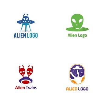 Logo alieno